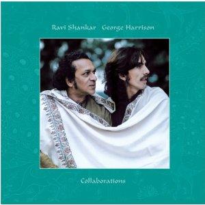 Collaborations  ***  George Harrison & Ravi Shankar George-harrison-collaborations