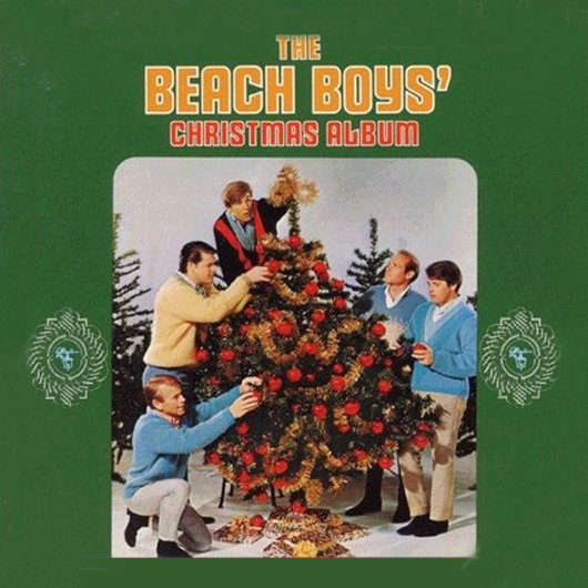 While the entire official Beach Boys Christmas catalogue is based around