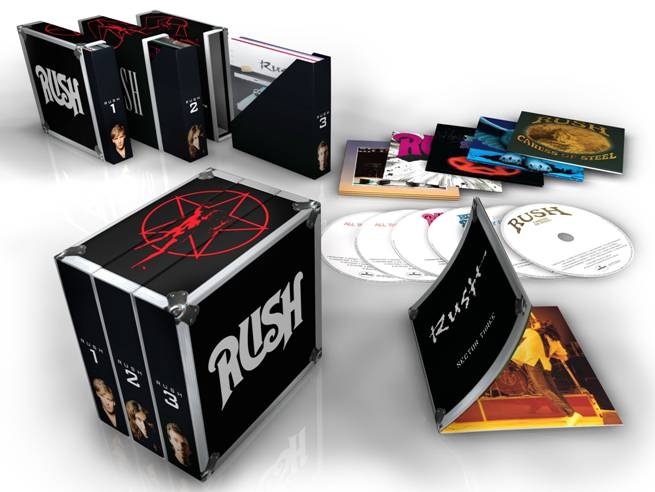 Rush to a sector with band 39 s remastered and boxed mercury cat - Ou trouver des canettes vides ...