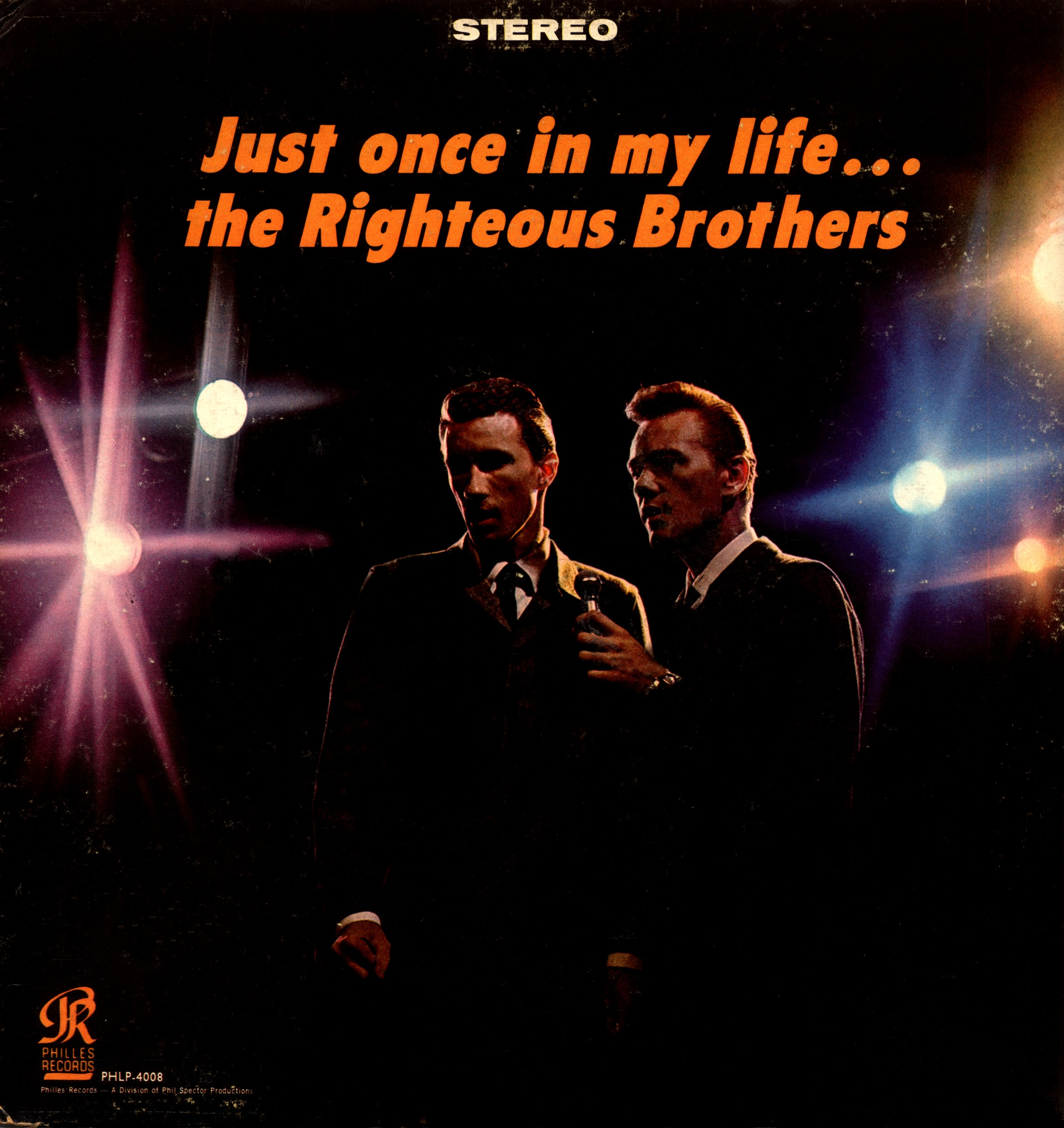 The Righteous Brothers Go Ahead And Cry