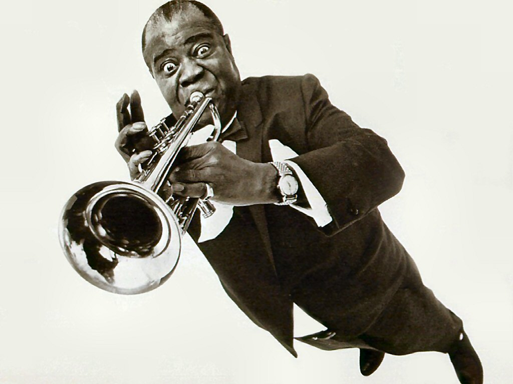 Louis Armstrong - The Life Of The Party - You Are Woman I Am Man