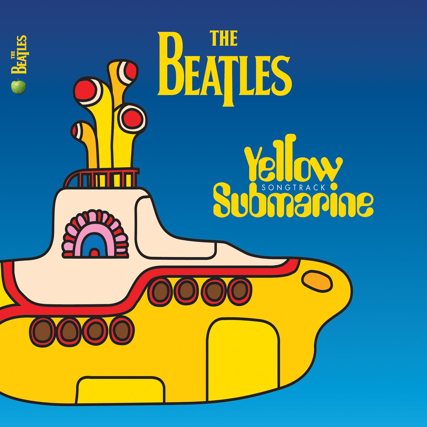 The Beatles - Yellow Submarine Songtrack Remaster