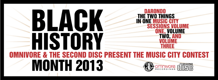 Second Disc Banner 2013-02 Black History Contest