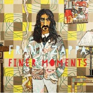 Zappa - Finer Moments