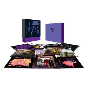 Black Sabbath vinyl box