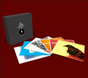 Death Cab vinyl box