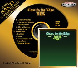 Yes - Close to the Edge SACD