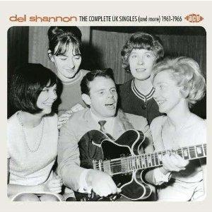 Del Shannon - UK Singles