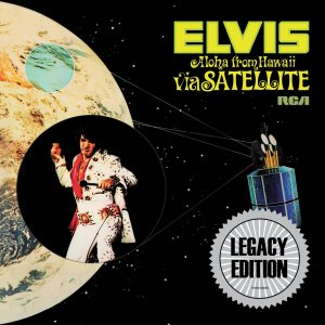 Elvis - Aloha Legacy Edition Cover