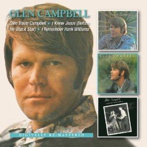 Glen Campbell - Glen Travis Three-Fer