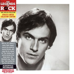 James Taylor - JT Paper Sleeve