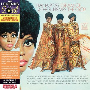 Supremes - Cream of the Crop Paper Sleeve