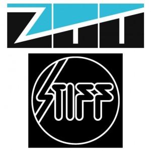 ZTT Stiff logos