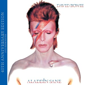 Aladdin Sane 40th