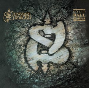 Saxon - Solid Ball of Rock