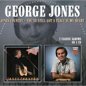 George Jones - Jones Country Two-Fer