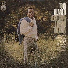 Tony Bennett - Yesterday I Heard the Rain