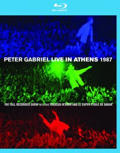 Live in Athens BD