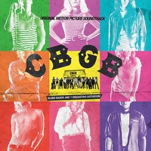 CBGB Soundtrack