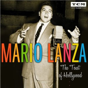 Mario Lanza - Toast of Hollywood