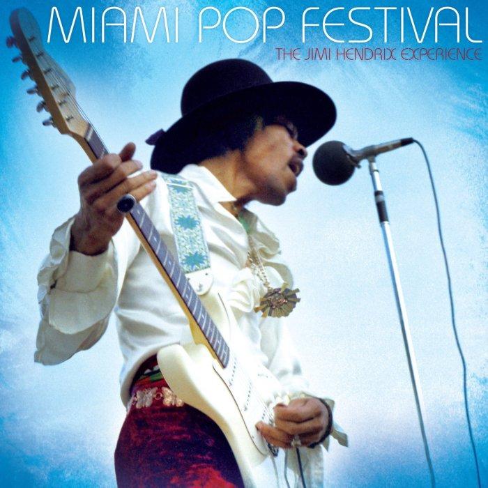 Jimi Hendrix - Miami Pop
