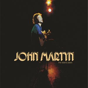 John Martyn box front