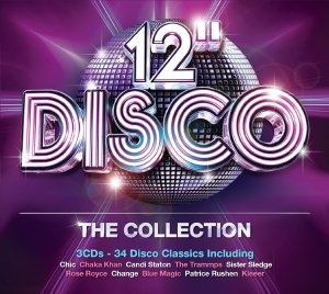 12%22 Disco Collection