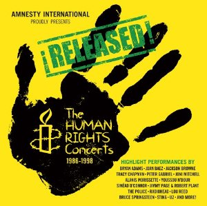 Released Amnesty CD