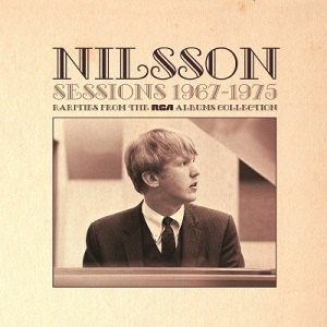Nilsson Sessions LP