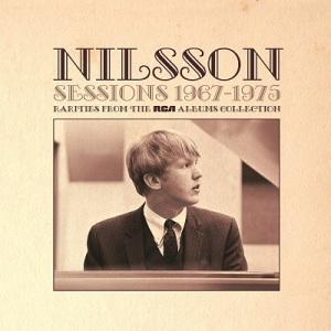 Nilsson Sessions LP