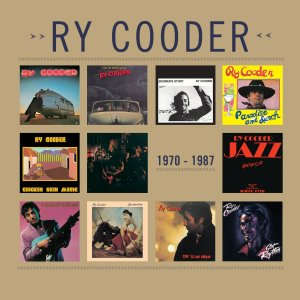 Ry Cooder box