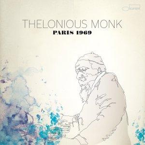 Thelonious Monk Paris 1969