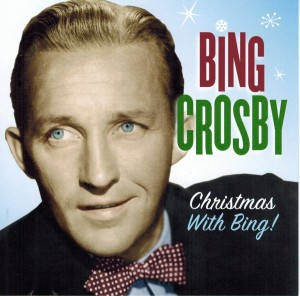 Christmas With Bing Cover