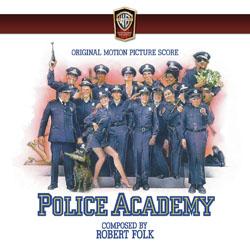 Police Academy OST