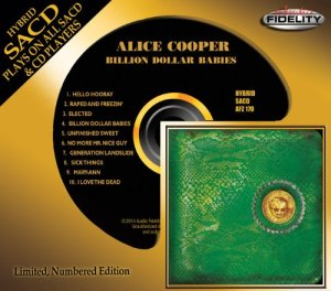 Alice Cooper - Billion Dollar SACD