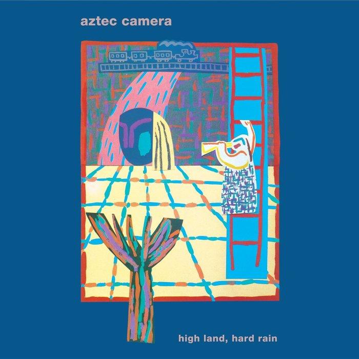 High Land Hard Rain