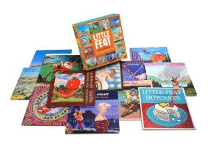 Little Feat box