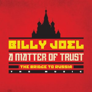Billy Joel - A Matter of Trust Cover