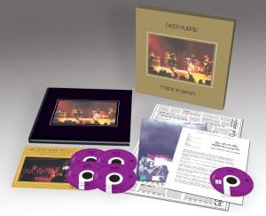 Deep Purple Made in Japan box