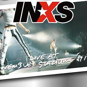 INXS Wembley 1991