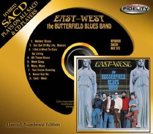 Butterfield - East-West