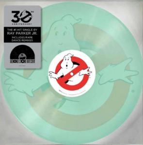 Ghostbusters 30th Ecto Green Vinyl