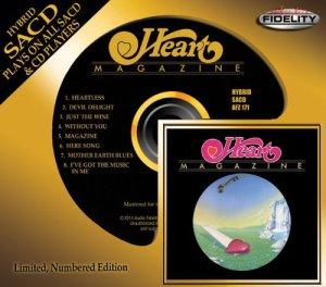 Heart Magazine SACD