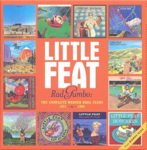 Little Feat - Complete WB