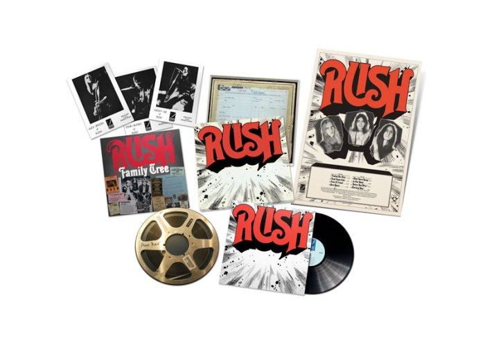 Rush ReDISCovered