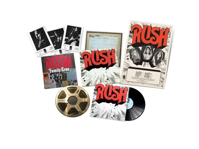 Rush ReDISCovered