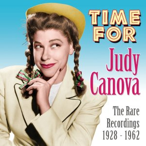 Time for Judy Canova