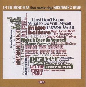 Black America Sings Bacharach