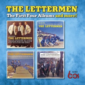 Lettermen First Four Albums