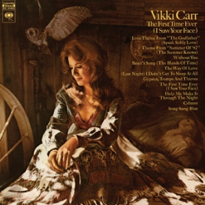 Vikki Carr - The First Time I Ever Saw Your Face